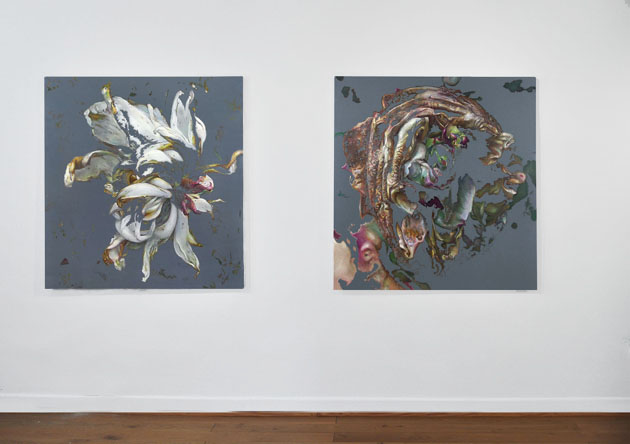 2 peintures marsblo